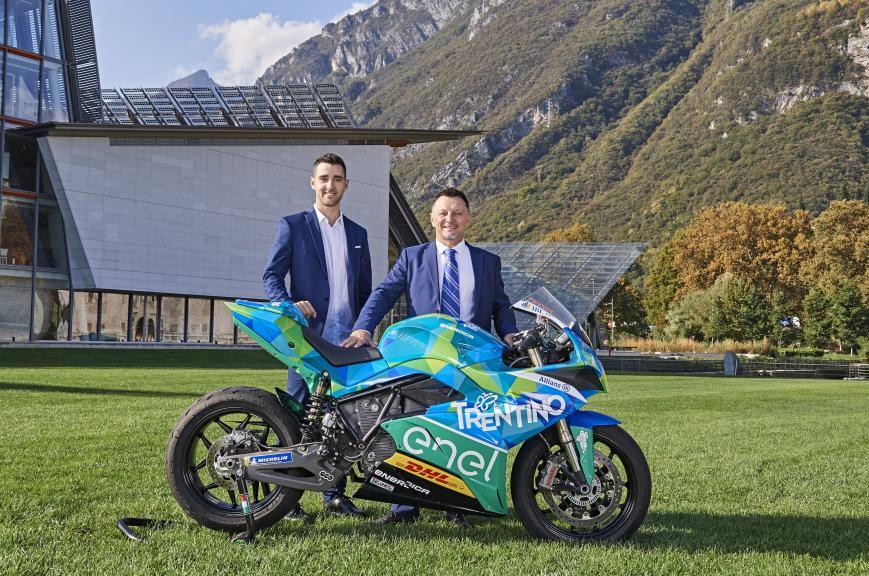 Team Trentino Gresini MotoE