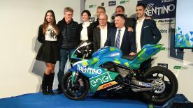 19年の初開催に向けて、トレント自治県との提携とマティオ・フェラーリの起用を発表。