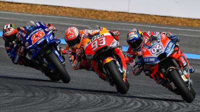 Rewind and relive MotoGP™ Round 15