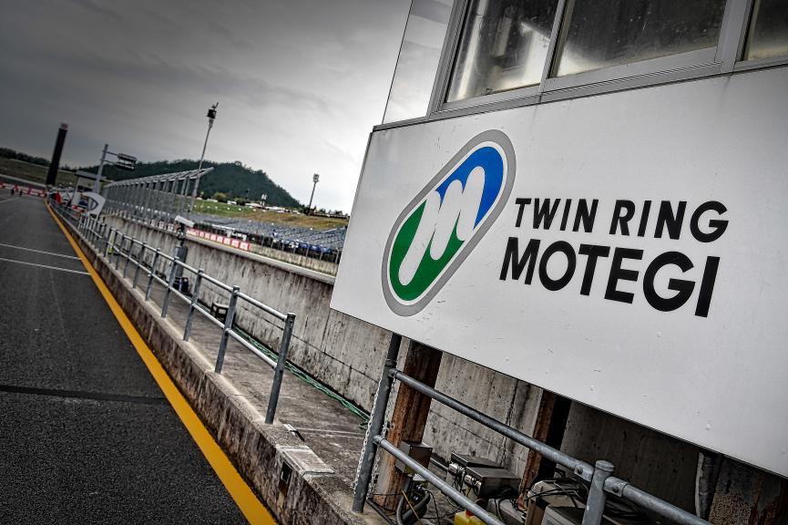 Twin Ring Motegi - Michelin