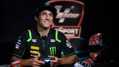 MotoGP™ riders try out MotoGP18