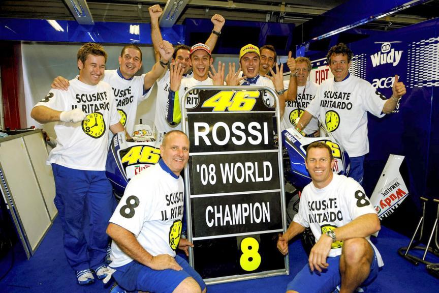 Rossi, Japan, 2008