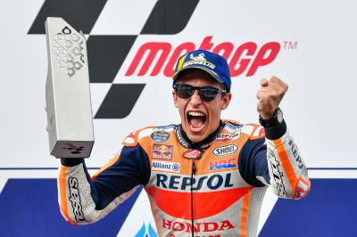 Marc Marquez will be Champion if...