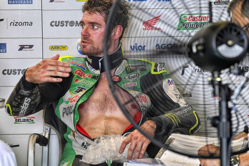Cal Crutchlow, LCR Honda Castrol