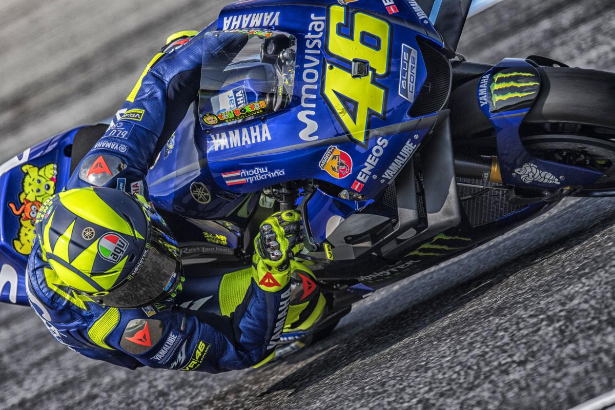 Rossi Eager For Confirmation Of Yamaha Improvements In Japan Motogp