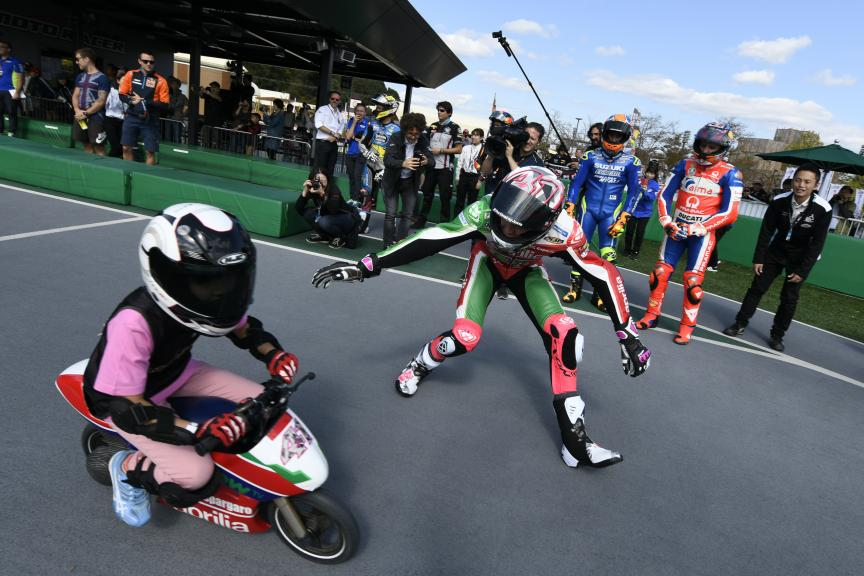 Pre event, Motul Grand Prix of Japan