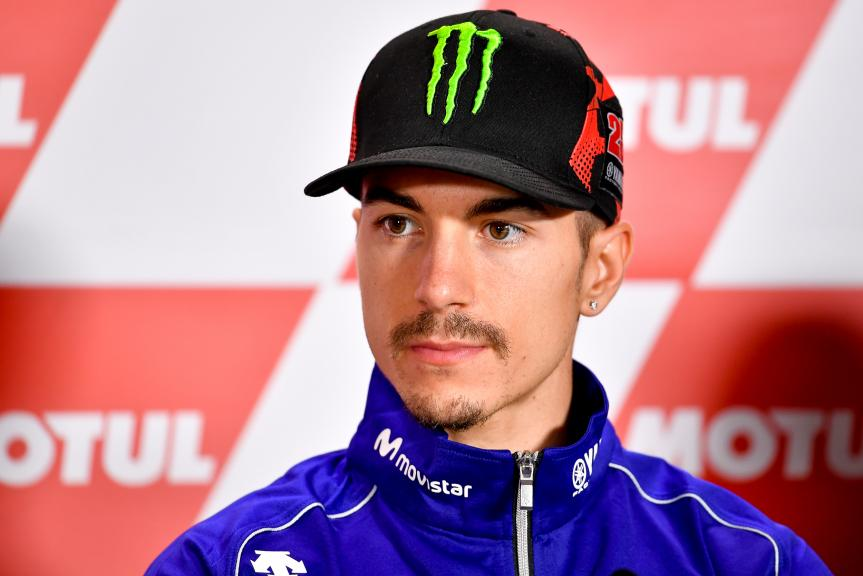Maverick Viñales, Movistar Yamaha MotoGP, Motul Grand Prix of Japan