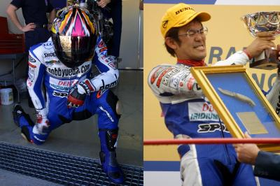 'Nobby' Ueda on his Grand Prix career and how he helped...