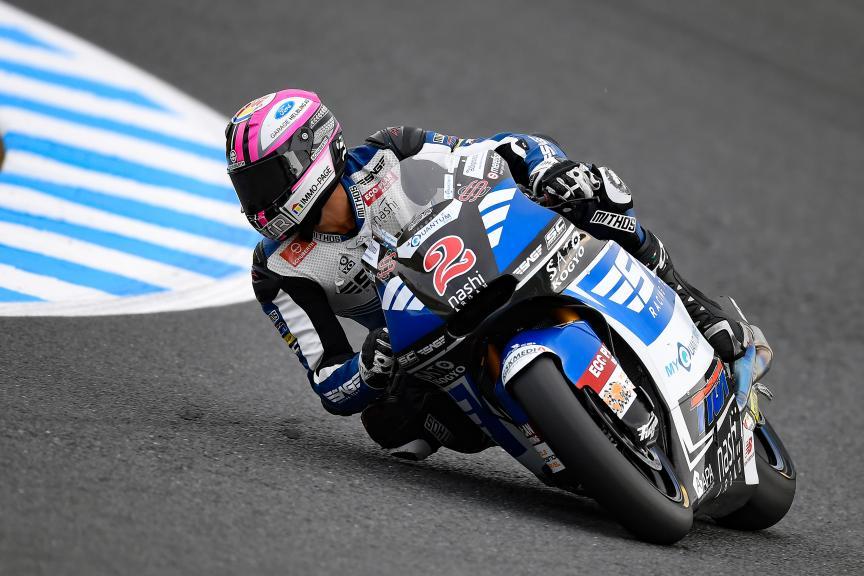 Jesko Raffin, SAG Team, Motul Grand Prix of Japan