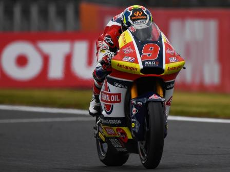Moto2, Free Practice, Motul Grand Prix of Japan
