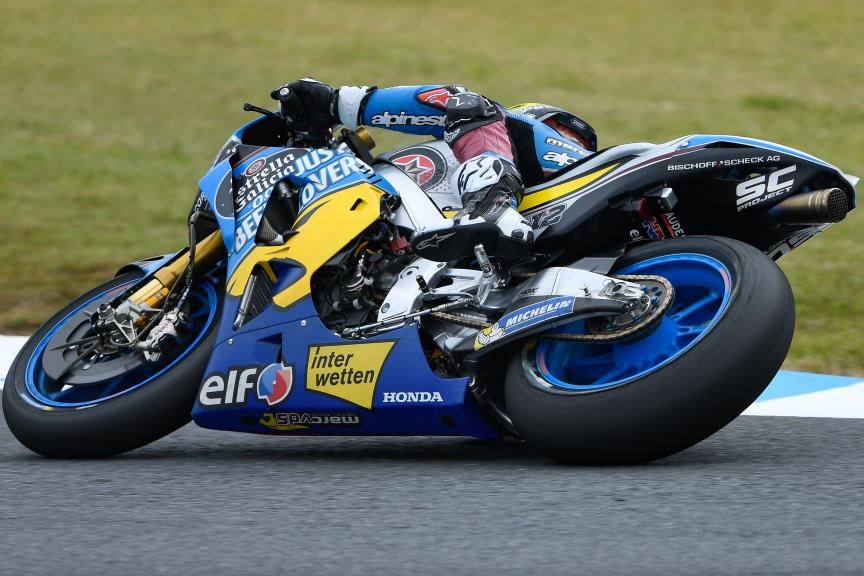 Thom Luthi, Eg 0,0 Marc VDS, Motul Grand Prix of Japan