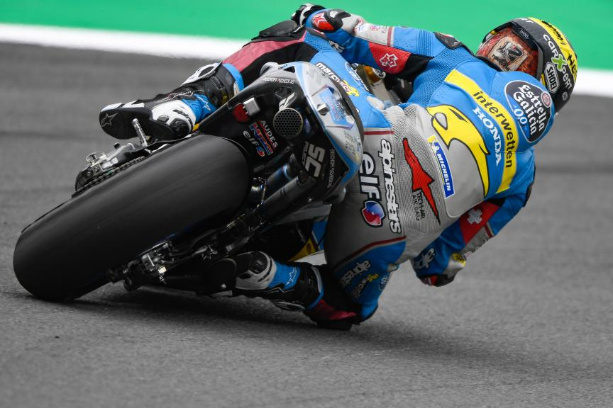 Thom Luthi, Eg 0,0 Marc VDS, Motul Grand Prix of Japan
