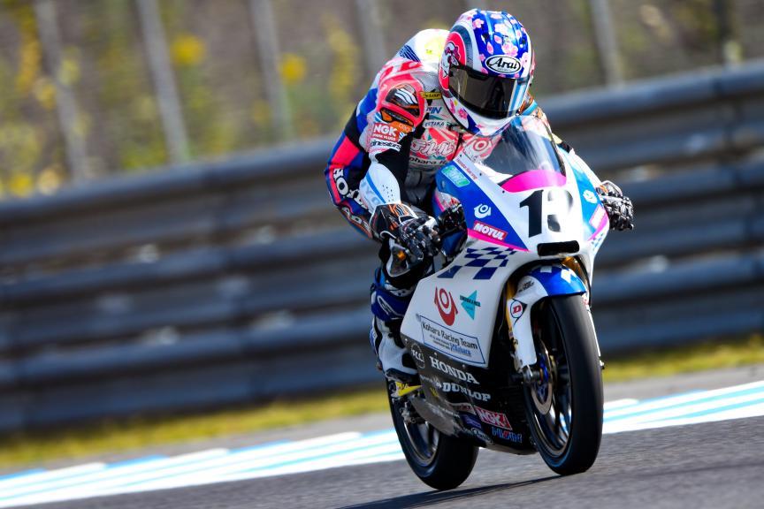Shizuka Okazaki, Kohara Racing Team, Motul Grand Prix of Japan