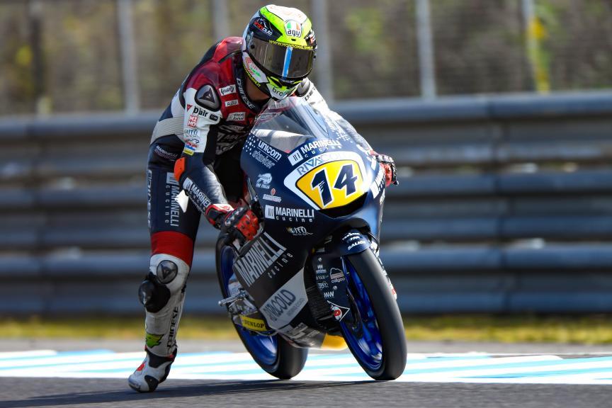 Tony Arbolino, Marinelli Snipers Team, Motul Grand Prix of Japan