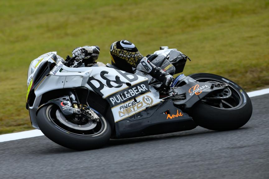 Karel Abraham, Angel Nieto Team, Motul Grand Prix of Japan