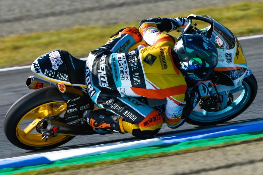 Gabriel Rodrigo, RBA BOE Skull Rider, Motul Grand Prix of Japan