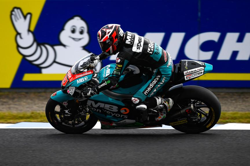 Fabio Quartararo, HDR-Speed Up Racing, Motul Grand Prix of Japan