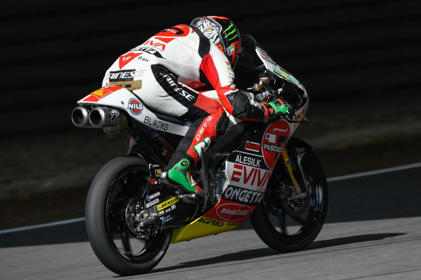 Niccolo Antonelli, SIC58 Squadra Corse, Motul Grand Prix of Japan