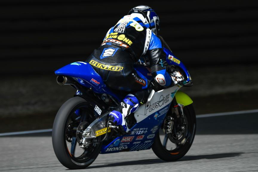 Yuto Fukushima, Team Plus One, Motul Grand Prix of Japan