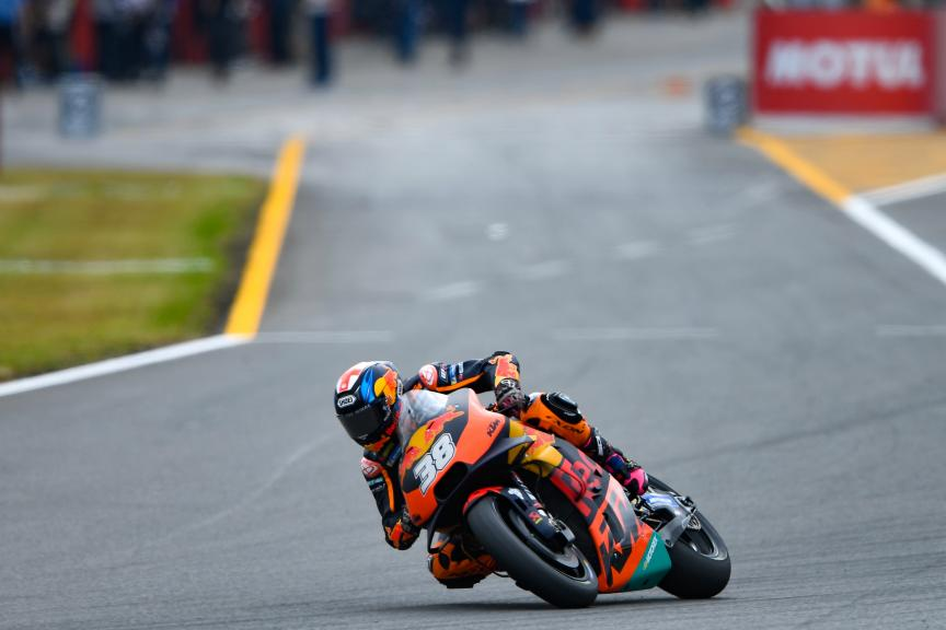 Bradley Smith, Red Bull KTM Factory Racing, Motul Grand Prix of Japan