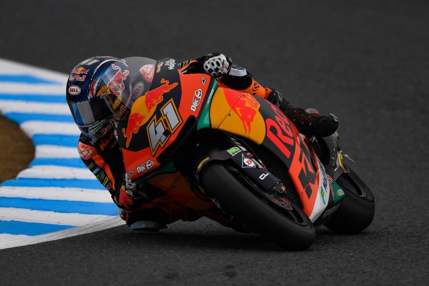 Brad Binder, Red Bull KTM Ajo, Motul Grand Prix of Japan