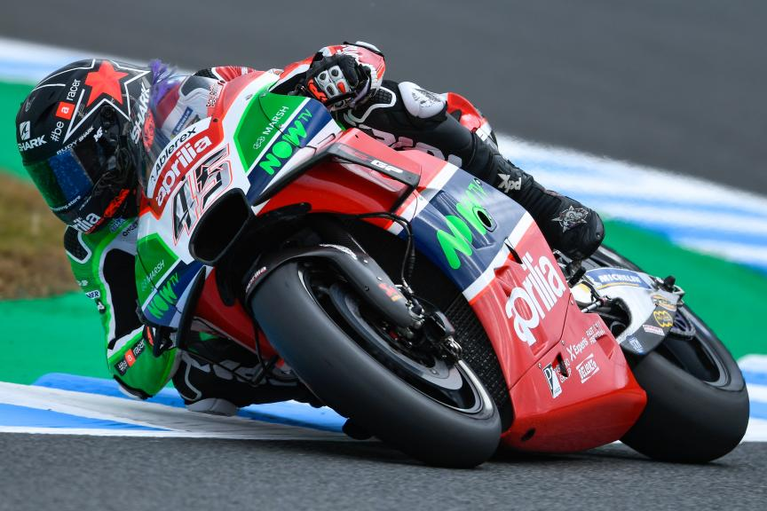Scott Redding, Aprilia Racing Team Gresini, Motul Grand Prix of Japan