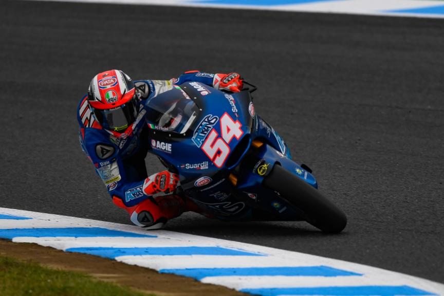 Mattia Pasini, Italtrans Racing Team, Motul Grand Prix of Japan