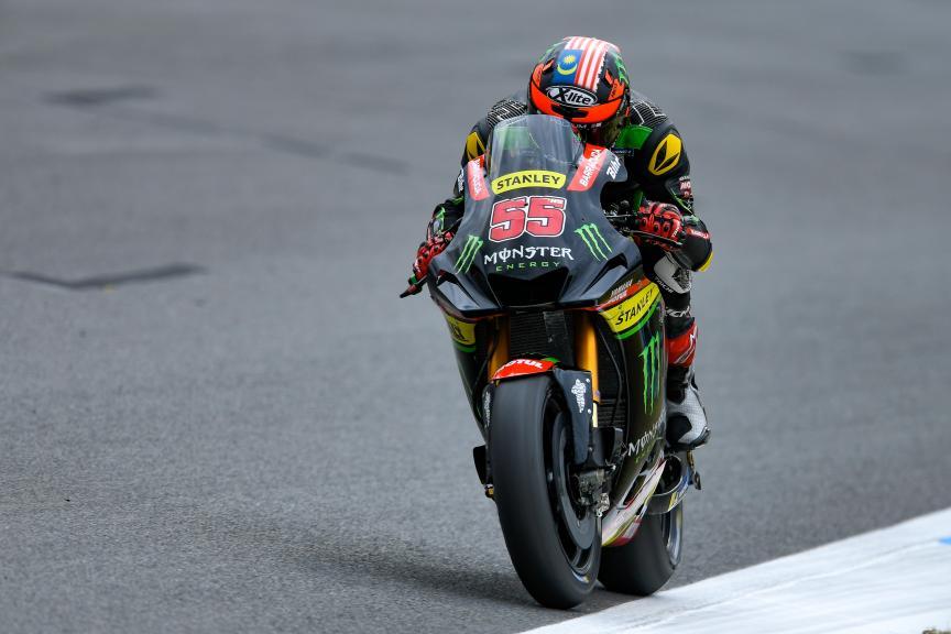 Hafizh Syahrin, Monster Yamaha Tech 3, Motul Grand Prix of Japan