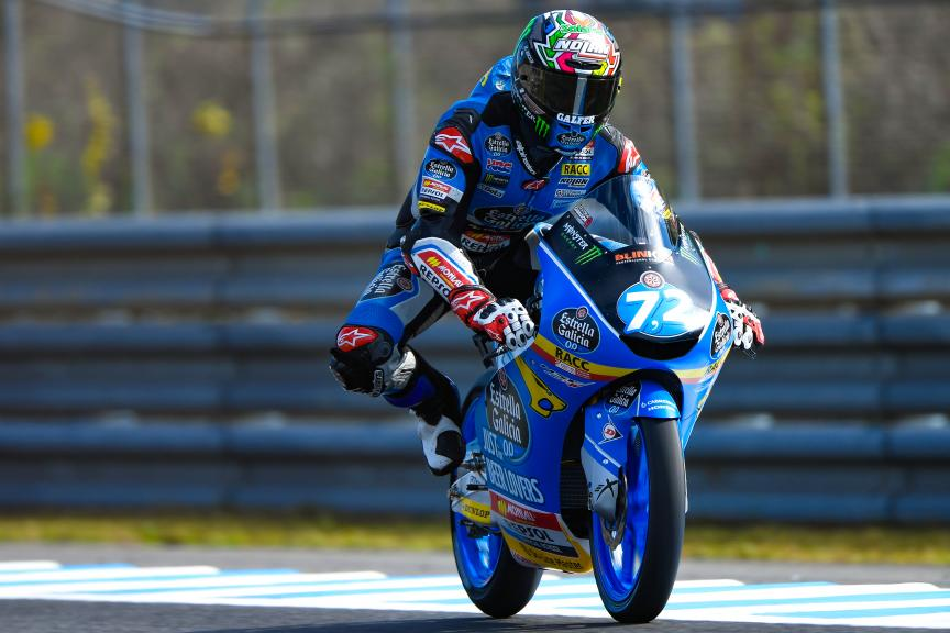 Alonso Lopez, Estrella Galicia 0,0, Motul Grand Prix of Japan
