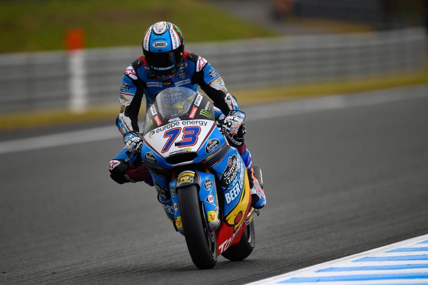 Alex Marquez, Eg 0,0 Marc VDS, Motul Grand Prix of Japan