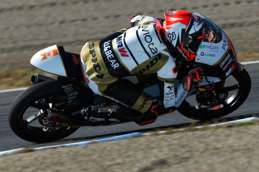 Albert Arenas, Angel Nieto Team Moto3, Motul Grand Prix of Japan