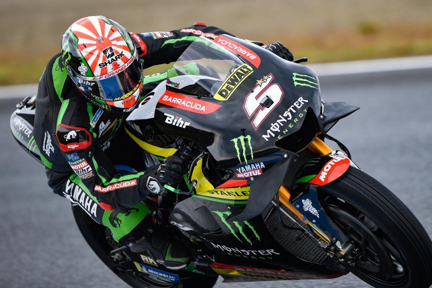 Johann Zarco, Monster Yamaha Tech 3, Motul Grand Prix of Japan