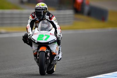Lecuona leads the way in Motegi