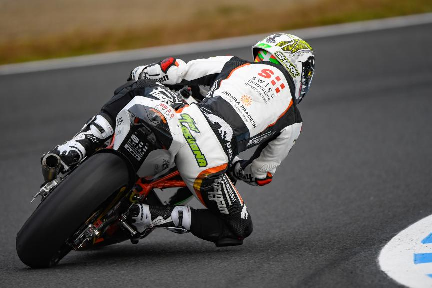 Iker Lecuona, Swiss Innovative Investors, Motul Grand Prix of Japan