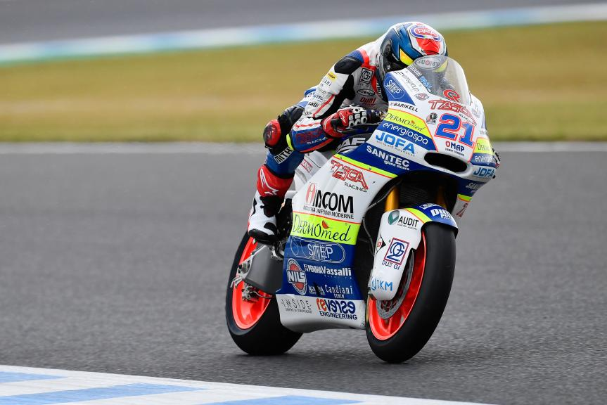 Federico Fuligni, Tasca Racing Scuderia Moto2, Motul Grand Prix of Japan