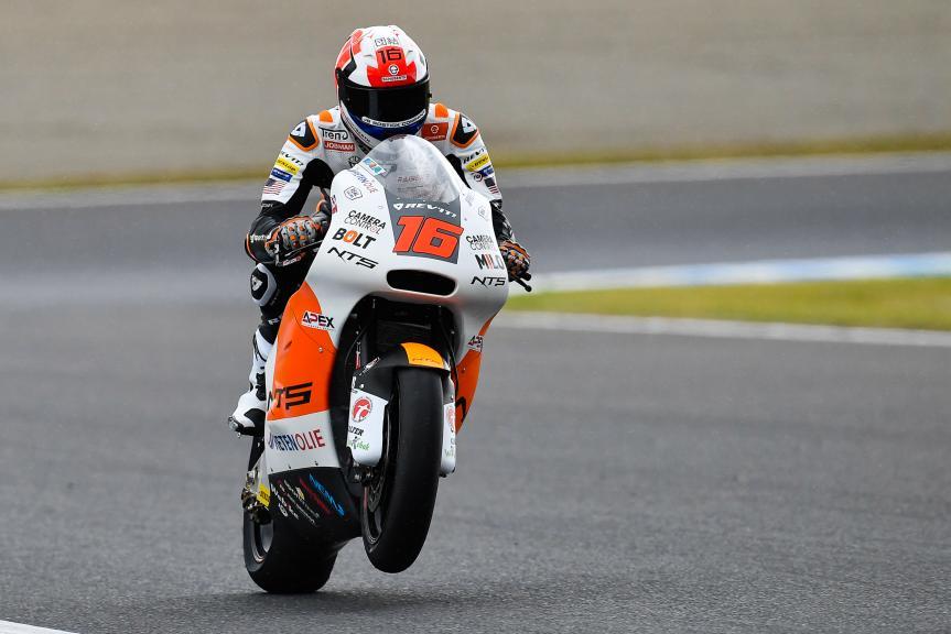 Joe Roberts, NTS RW Racing GP, Motul Grand Prix of Japan