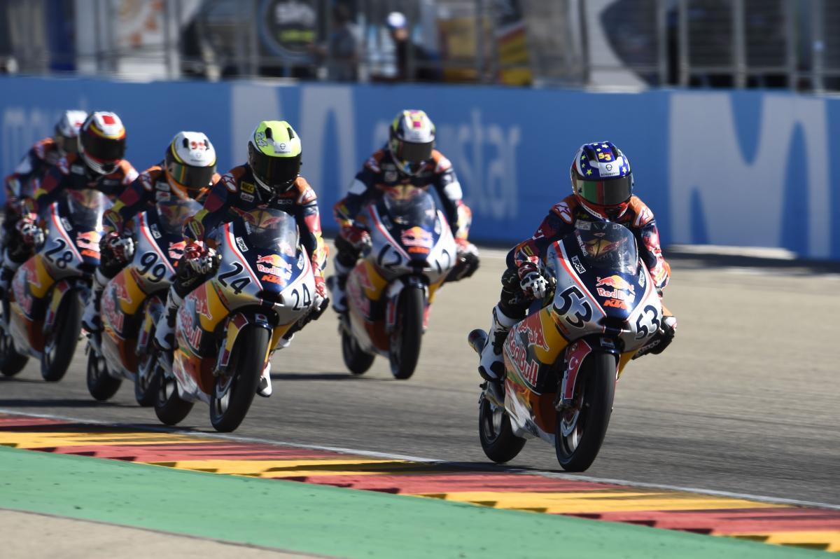 2019 Red Bull MotoGP Rookies Cup calendar announced   MotoGP™