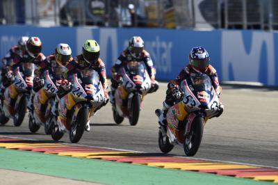 2019 Red Bull MotoGP Rookies Cup calendar announced