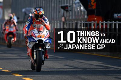 The numbers outweighing Marquez' title chance in Motegi...