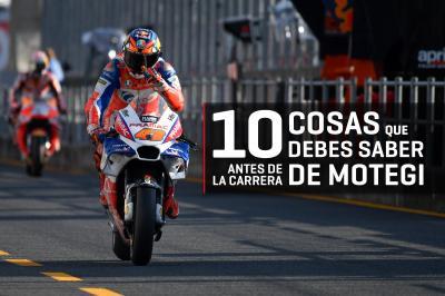 Los números no están del lado de Márquez