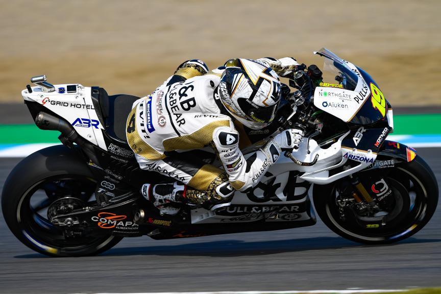 Alvaro Bautista, Angel Nieto Team, Motul Grand Prix of Japan