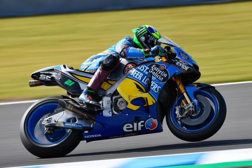 Franco Morbidelli, Eg 0,0 Marc VDS, Motul Grand Prix of Japan