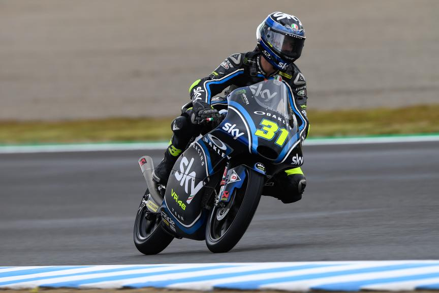 Celestino Vietti, Sky Racing Team VR46, Motul Grand Prix of Japan