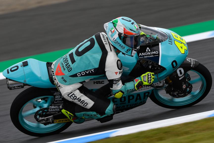 Lorenzo Dalla Porta, Leopard Racing, Motul Grand Prix of Japan