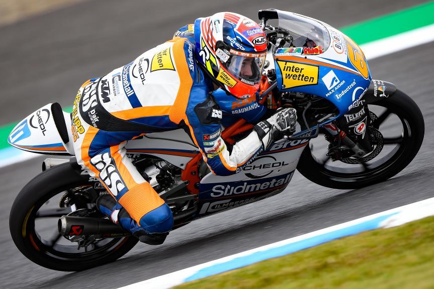 Philipp Oettl, Sudmetal Schedl GP Racing, Motul Grand Prix of Japan