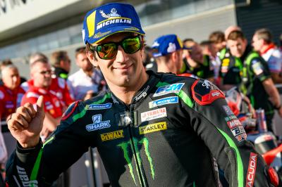 """Zarco: """"I'm happy to be fast again"""""""