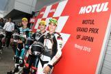 Francesco Bagnaia, Fabio Quartararo, Iker Lecuona, Motul Grand Prix of Japan