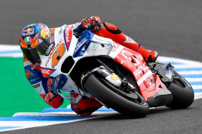 """Miller """"semi-satisfied"""" with Motegi front row"""