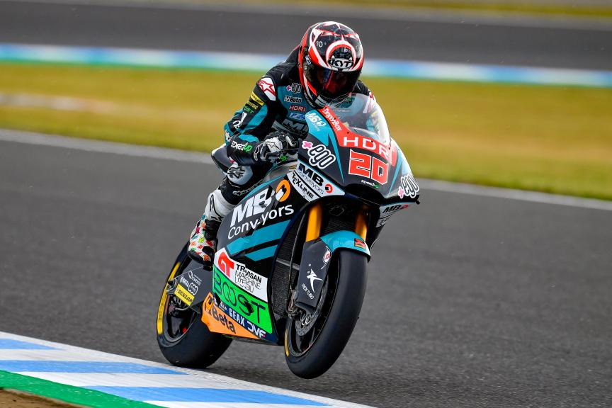 Fabio Quartararo, HDR-Speed Up Racing, Motul Grand Prix of Japan
