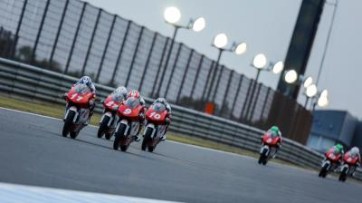 Watch the Idemitsu Asia Talent Cup Race 2 LIVE from Motegi